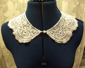 RESERVED FOR MARIACONFER Lace Collar - Do not buy