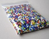 1000pc Assorted Seed Beads