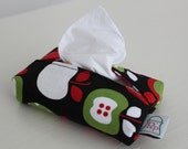Travel Tissue Pouch - Apple for the Teacher  - Free Shipping with another item