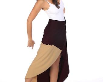 JOSIE MIX , Flamenco skirt, Flamencita design, flamenco spanish skirt. Tribal fusion.