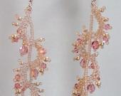 Pink Paradise Earrings SALE