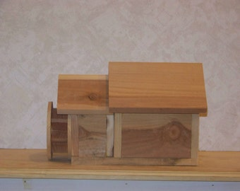Old Mill birdhouse