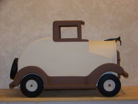 Coup  Mailbox Model T