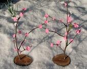 Reserved listing for Kristy: Customized Cherry Origami Bonsai and more by Paper Disciple
