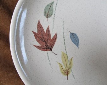 Vintage California Pottery Franciscan Earthenware Plate