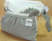 Diaper Bag Wet Bag wetbag Baby Shower Gift Newborn - Offspring Dinosaurs Diaper Clutch - Waterproof Swim Cloth Diaper Child Kids