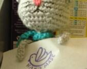 Hand Made Birdie Stamp