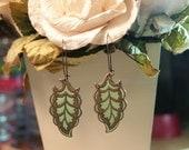Madeleine Renaissance Earrings - Art Deco