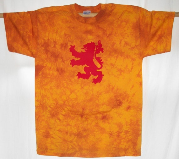 Scottish Rampant Lion T-shirt