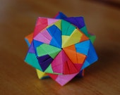 Colorful Polyhedron