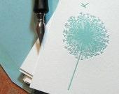 Dandies- 10PK Letterpress Notecards (DD01SBX10)