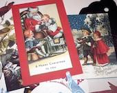 Christmas Mini Collage Kit