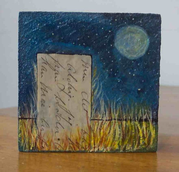 Letters From The Prairie - Original Art