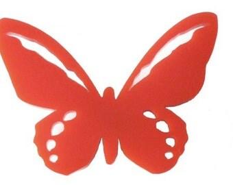 Butterfly Simple Brooch