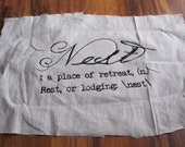 The Definition Of Nest Embroidered Fabric