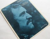 Vintage Sheet Music Richard Harris Didnt We Jimmy Webb 1960s