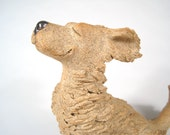 Golden Retriever Sculpture - EllensCreatures