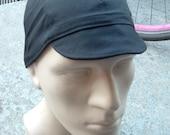 Cycling Cap - Black (Small/Medium)