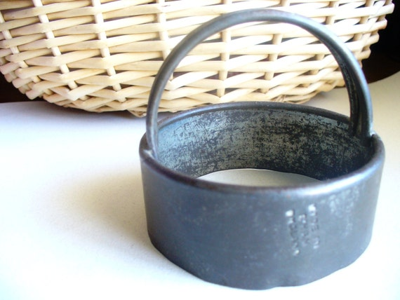 Vintage Farmhouse Kitchen Biscuit Cutter made in England