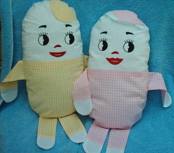 Vintage 20 S Humpty Dumpty Doll Pattern