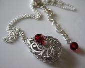 Briar Rose Necklace