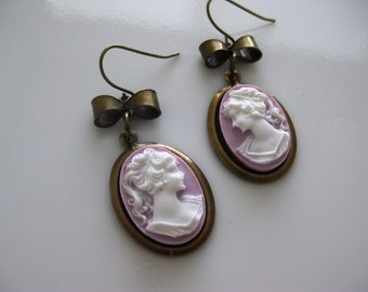 Miss Pettigrew Inspired Earrings