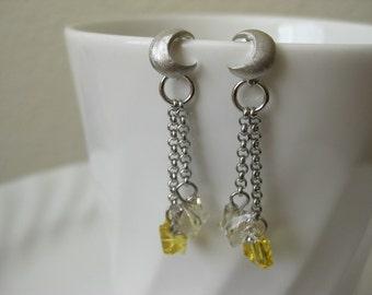A Starry Night Earrings