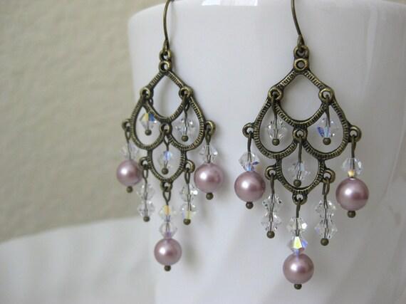 Fairytale Chandelier Earrings
