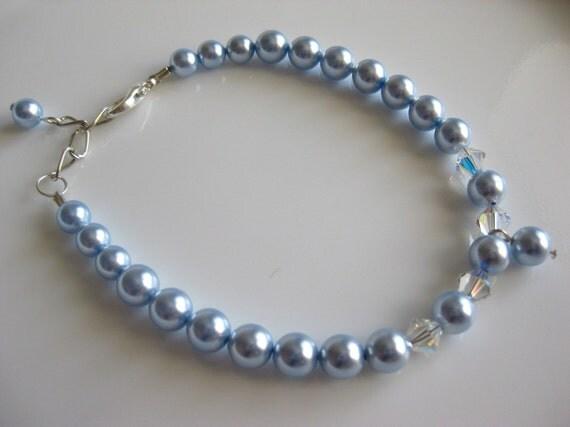 Something Blue Bracelet