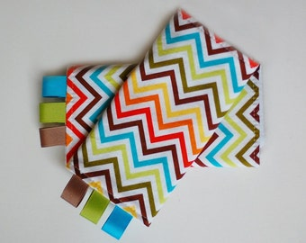 Sucking Pads - Ergo, Mei Tai, Beco, Boba, BabyHawk and More - Chevron Zig Zag - ERGOBaby Carrier