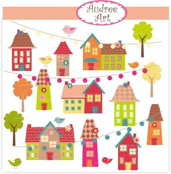 free printable house clipart - photo #47