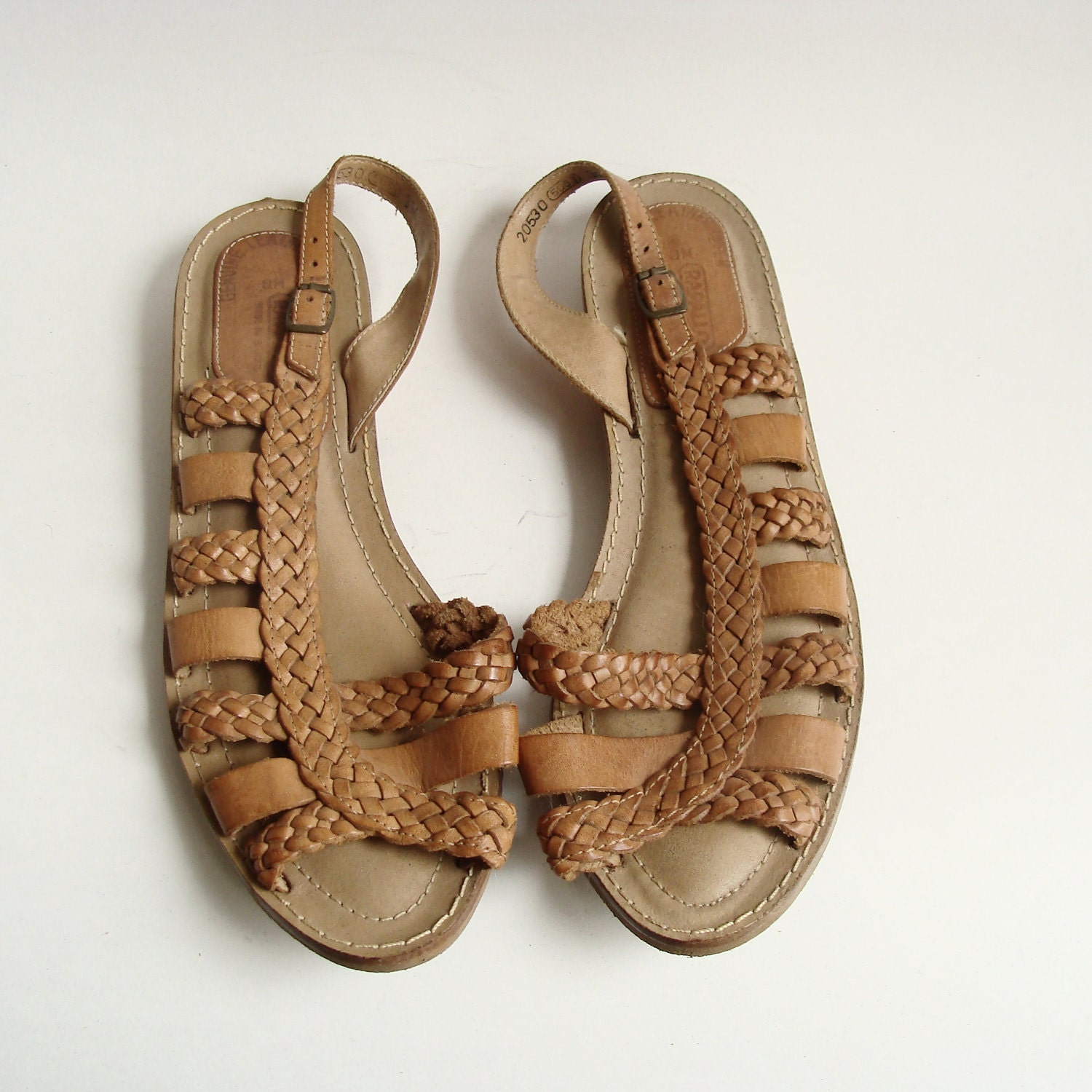 shoes 8 woven leather sandals braided leather sandals