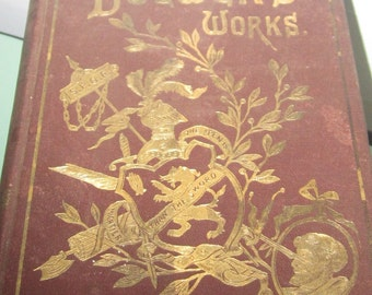 Bulwer's Works Volume 3,4,5