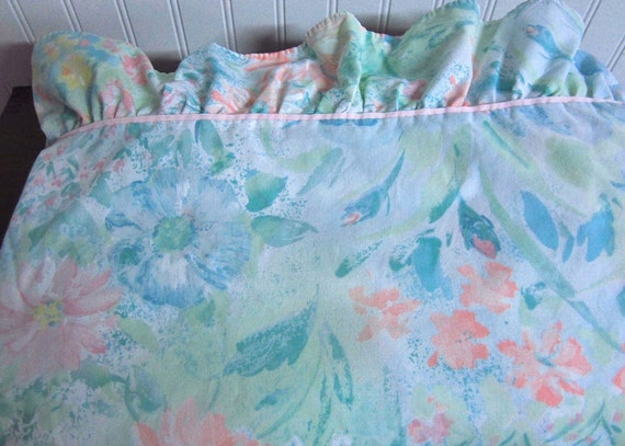 Vintage Monet - Esq Full Fitted and Flat  Set