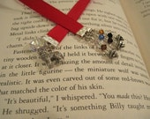 Twilight Inspired Bella Bracelet Bookmark