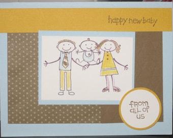Happy New Baby Card