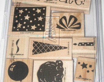 Stampin Up Perfect Party Stamp Set