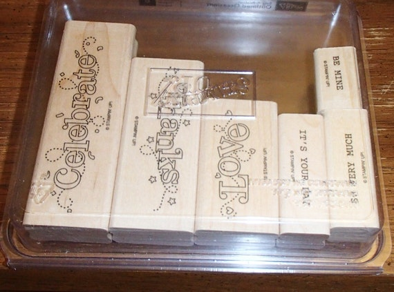 Stampin Up Outlined Occasions