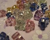 DOLLAR DEALS - 100 Butterfly Beads