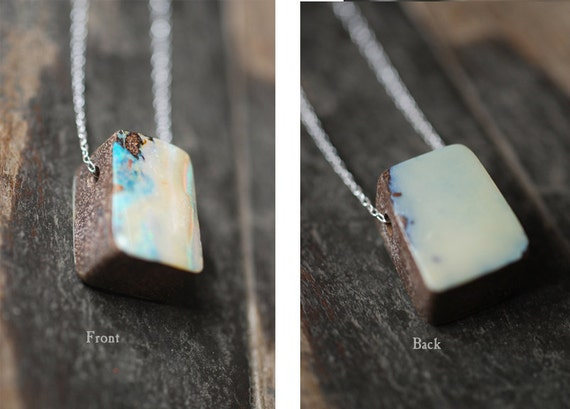 Double Sided Boulder Opal