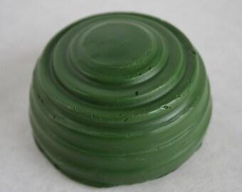 The Bee's Knees Encaustic Paint - Chrome Oxide Green Paint