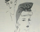 Sew a 1940s Wardrobe Easy to make from Daytime to Evening Glamour