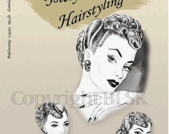 1950s Hairstyles, Glam Hair, Atomic Era, Mid-Century, 50s Dress, Rockabilly, Pinup