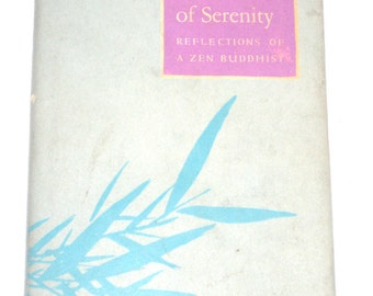 Vintage Book A Chinese Garden of Serenity Reflections of A  Zen Buddhist 1959