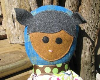 Matilda - Medium Skin Tone One of a Kind Girl Doll