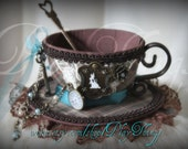 Alice Inspired Tea Cup Hat