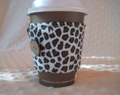 Coffee Cozy/Sleeve - Wild Child
