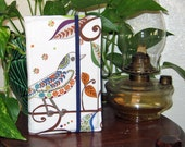 Kindle Cover Hardcover Kindle Case Cover Nook Cover Custom eReader Cover Bird
