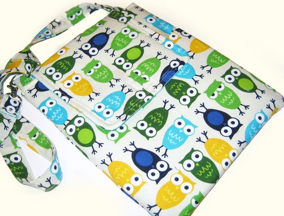 iPad Case Kindle Case Cover Owls Owls Owls FREE USA SHIPPING