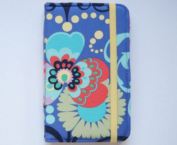 Kindle Cover Hardcover Kindle Case Cover Nook Cover Custom eReader Cover Paradise Garden